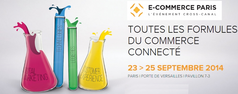 Retrouvez Franfinance au salon du e-commerce 2014 !