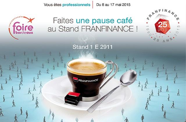 Franfinance e-solutions participe à la Foire de Bordeaux 2015 !