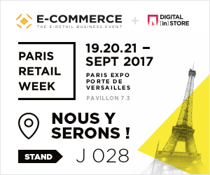 Salon E-commerce Paris 2017
